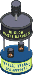 Tapped Out Higlow-Waste-Barrels