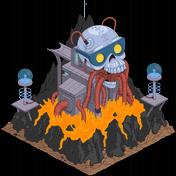 Death Mountain Icon