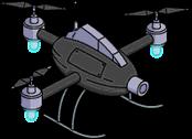 IRS Drone Menu