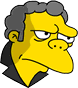Pin Pal Moe Annoyed Icon