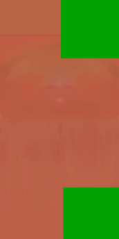 0xF4350416521A932F orangey skintone