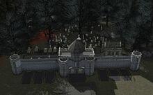 Ghastly Graveyard