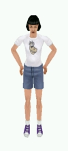 Rachel Thammavong (The Sims 1)