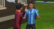 Arguing talon vs dodge