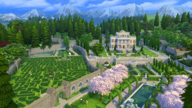 The Von Haunt Estate Overview