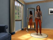 Samantha in CAS