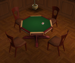 Ts2 poker table