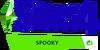 The Sims 4 Spooky Stuff Logo
