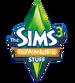 The Sims 3 Town Life Stuff Logo