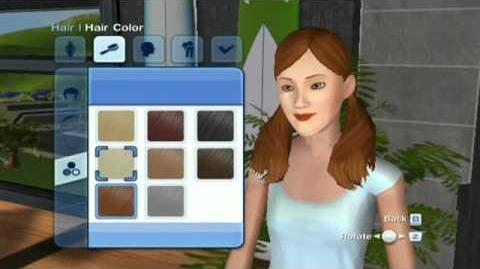 The Sims 3 Wii Trailer