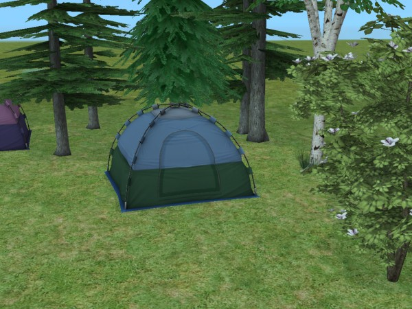 Tent The Sims Wiki Fandom Powered By Wikia