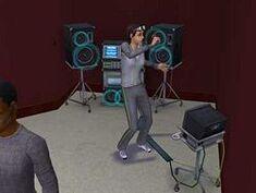 Karaoke Machine Nightlife
