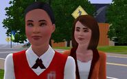 Old Tamera and Sandi
