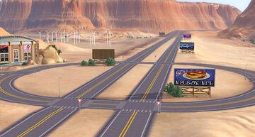 Road to Strangetown