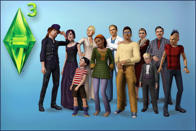 The Sims 3 Installation