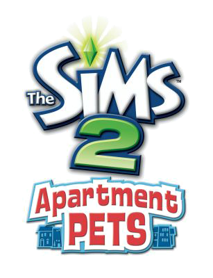 File:The Sims 2 Apartment Pets Logo.png