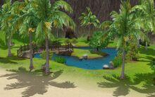 Sunlittides - Favourite Fishing Hole