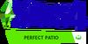 The Sims 4 Perfect Patio Stuff Logo