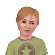 Aricin Reaper child headshot