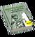 Book Skills Fishing Bait Grey