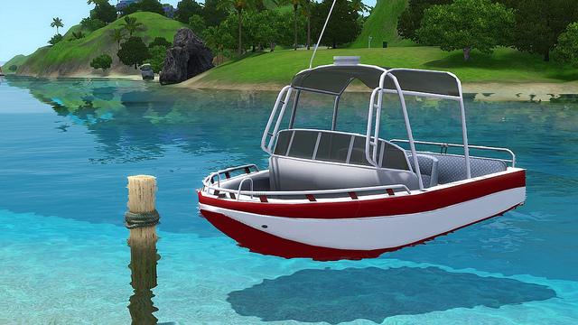 File:Skimtron Outboard Speedboat.jpg