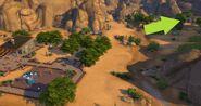 Sims4 forgotten grotto desert bloom park