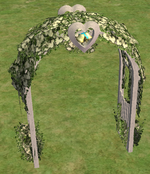 Ts2 trellisor wedding arch