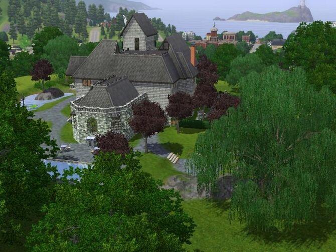 Goth Manor!4
