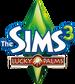 Lucky Palms Logo