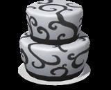 File:White & Black Cake.png