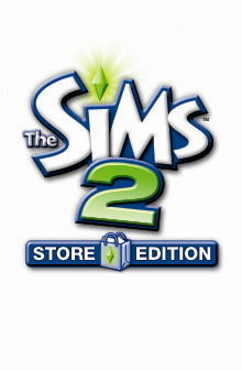 The Sims 2 Store Edition logo