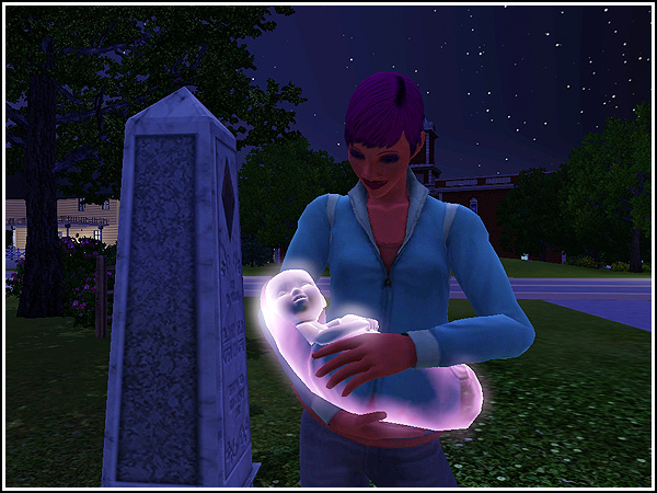 Ghost Baby The Sims Wiki Fandom Powered By Wikia