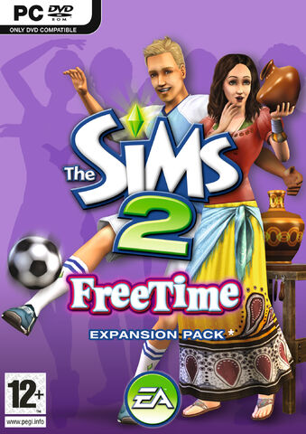 File:The Sims 2 FreeTime Cover.jpg