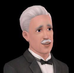 Victor Goth (Sims 3)