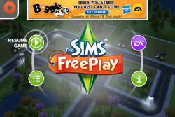 The Sims FreePlay Origin