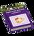 Book Skills Cooking Recipe Purple