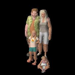 Grantham family