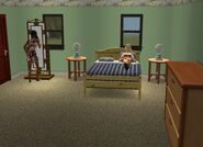 Imogen Ola room
