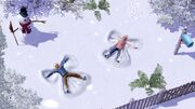 TS3Seasons snowangels