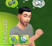 Energized Emotion