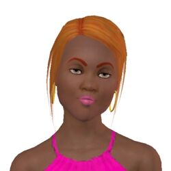 Cora Francisco (Teen from Sims 3)