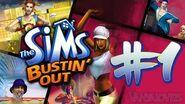 The Sims Bustin' Out 1 - Переезжаем!