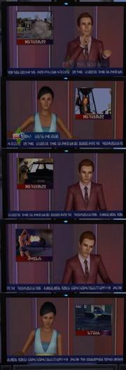 Sims 4 tv