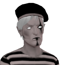 Mad Mime
