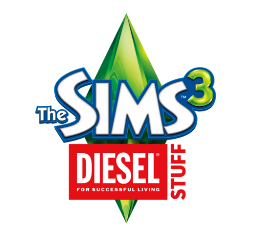 File:The Sims 3 Diesel Stuff Logo.png