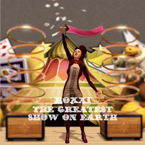 File:The Greatest Show on Earth Cover.png