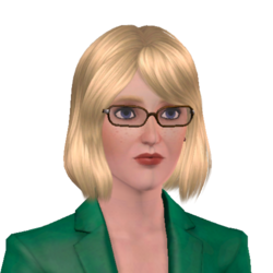 Jessica adult headshot
