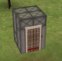 Multiple Multi-Purpose Elevator