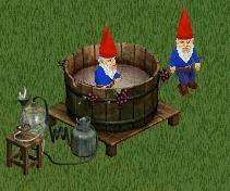 File:Gardening gnomes getting drunk.JPG