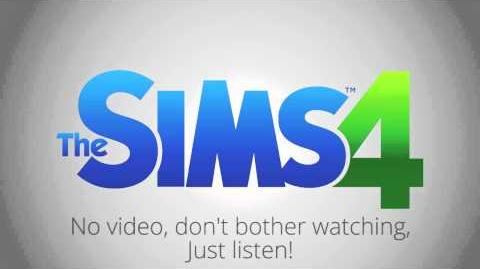 The Sims 4 Announced - FULL VIP Conference Call Audio